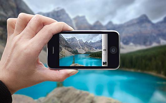 Mobile-Phone-Camera
