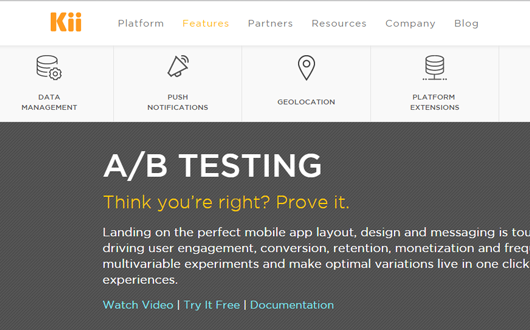 12 free A/B testing tools for mobile apps
