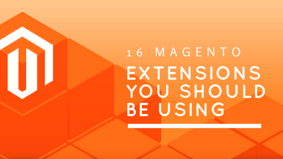 16 Best Magento Extensions You Should Be Using