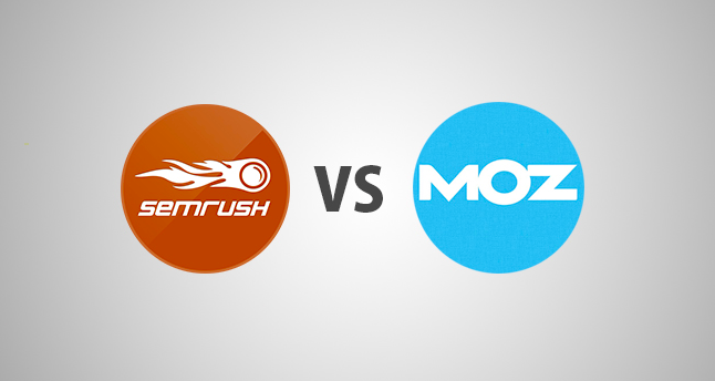 Moz Vs SEMrush Review: Best SEO Competitors Research Tool