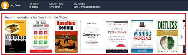 The Beginner's guide to Content personalization for eCommerce