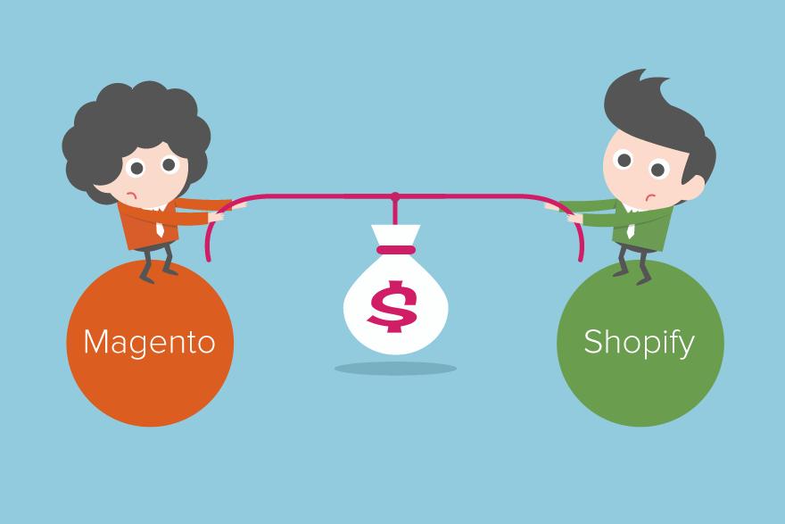 Magento vs Shopify: Best Ecommerce Platform Review