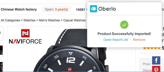 Oberlo Review - Starting a Dropshipping Business With