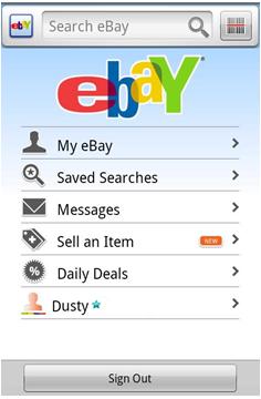 Ebay India Mobile App
