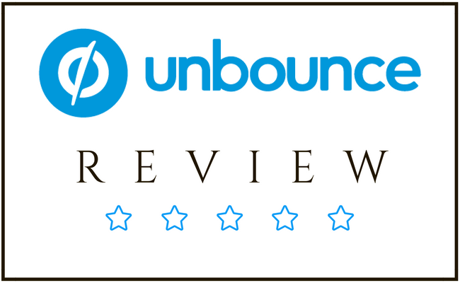 Unbounce Landing Pages Review