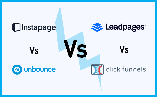 What Does Unbounce Vs Leadpages Vs Instapage Do?