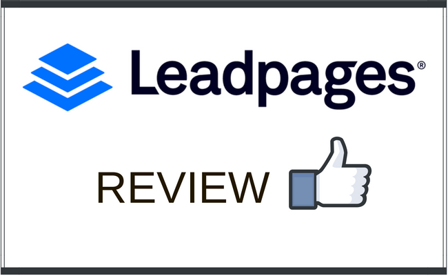 Leadpages Sign Up