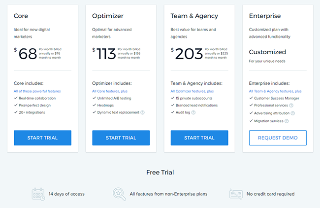 Instapage Vs Leadpages Vs Unbounce Can Be Fun For Everyone