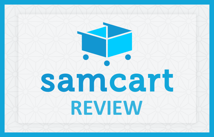 Unboxing Youtube  Landing Page Software Samcart
