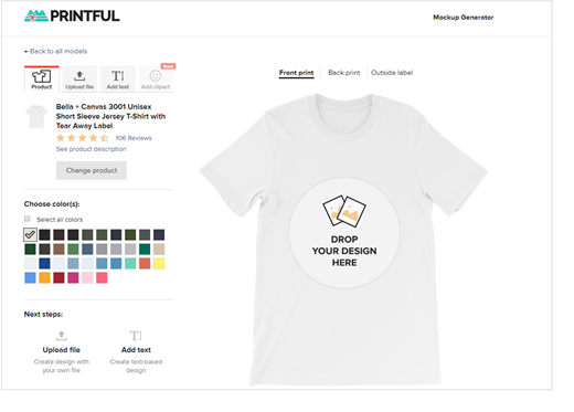 Printful Review – The Best Way to Dropship Customized Products