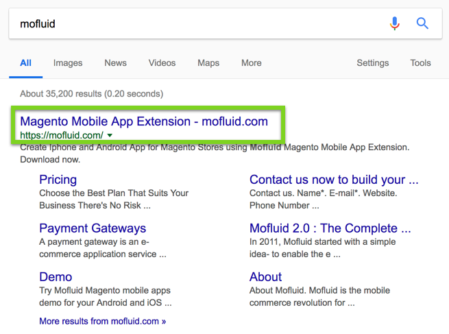 mofluid search results