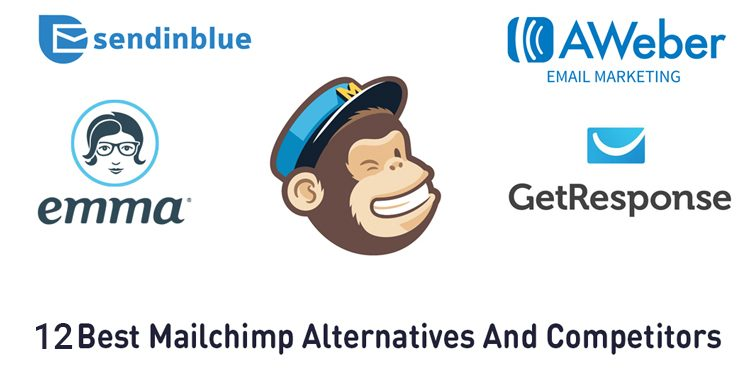 12 Best Mailchimp Alternatives And Competitors