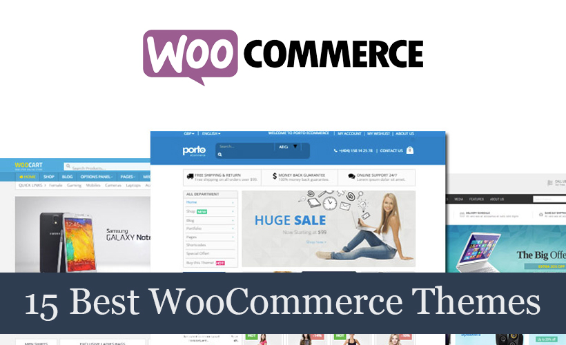 15 Best WooCommerce Themes
