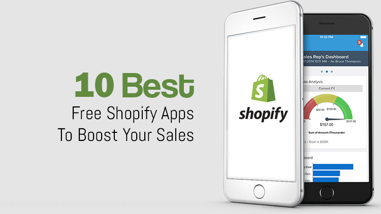 10 Best Free Shopify Apps To Boost Your Sales - Mofluid com