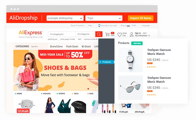 Alidropship Review - Best AliExpress Wordpress Plugin [With Examples]