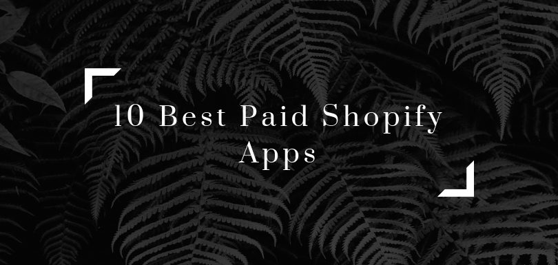 10 Best Paid Shopify Apps