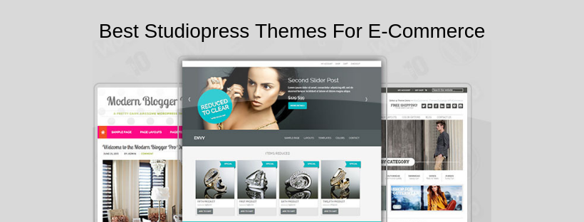 Best Studiopress Themes For E-Commerce