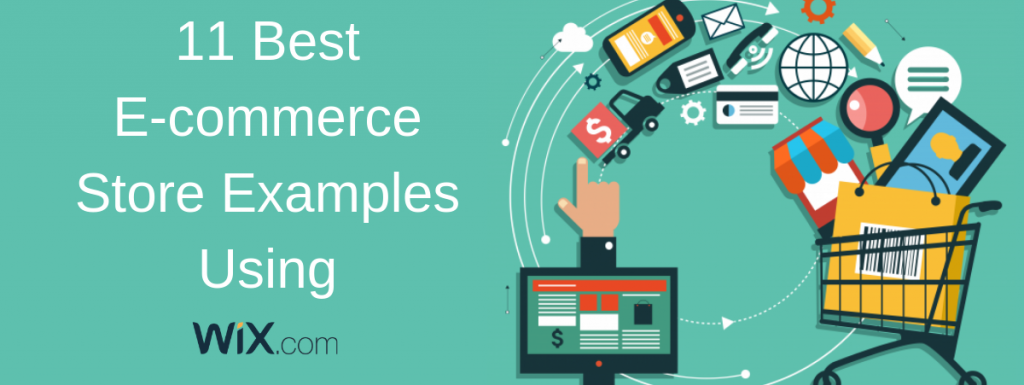11 Best Wix Ecommerce Sites & Templates