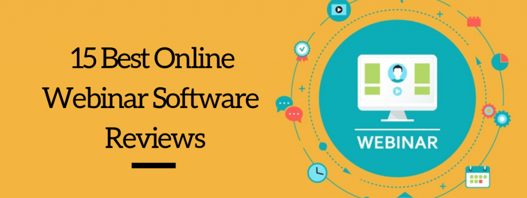15 Best Online Webinar Software Reviews
