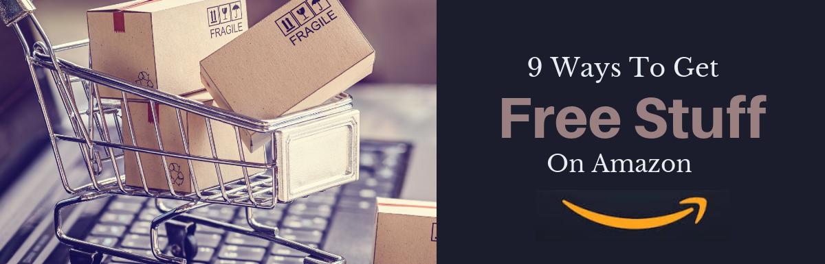 9 Ways to Get Free Stuff on Amazon