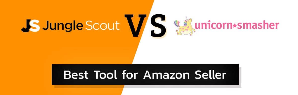 Unicorn Smasher Vs Jungle Scout – Best Tool for Amazon Seller