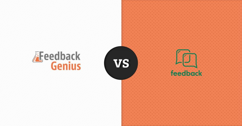Feedback Genius vs Feedbackwhiz