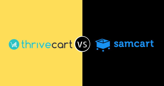 ThriveCart vs. SamCart