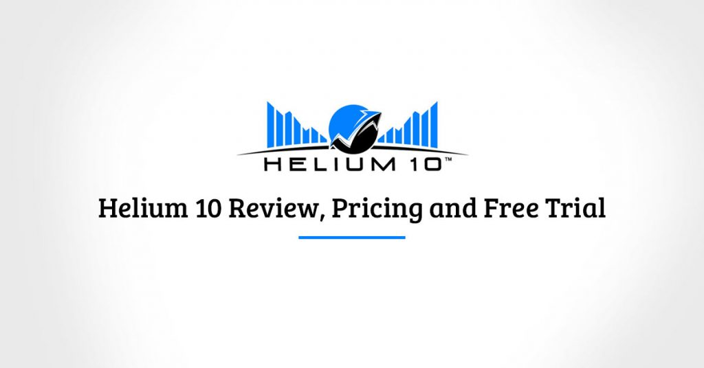 Helium 10 Review, Pricing and Free Trial
