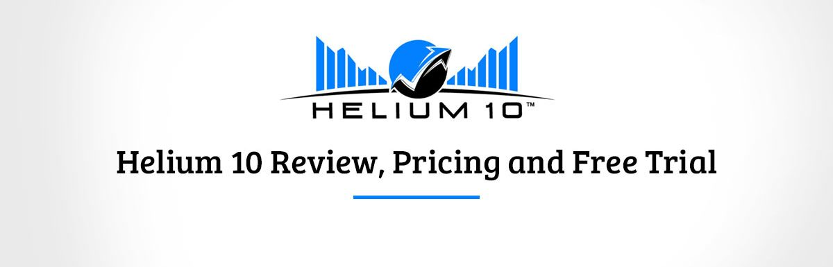 Helium 10 Review, Pricing & Free Trial