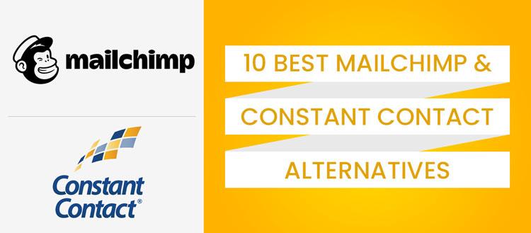 10 Best Mailchimp & Constant Contact Alternatives