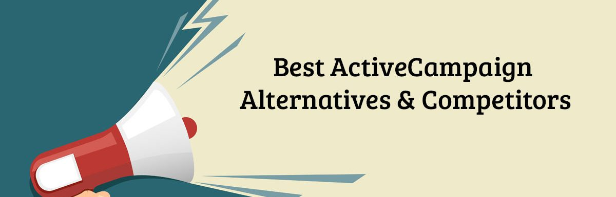 10 Best ActiveCampaign Alternatives & Competitors