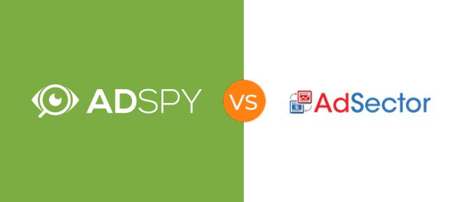 AdSpy Vs AdSector