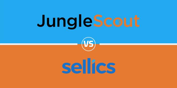 Jungle Scout Vs Sellics