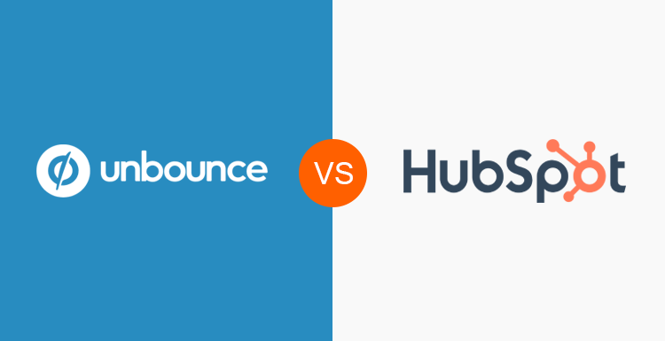 Unbounce Vs HubSpot Landing Pages