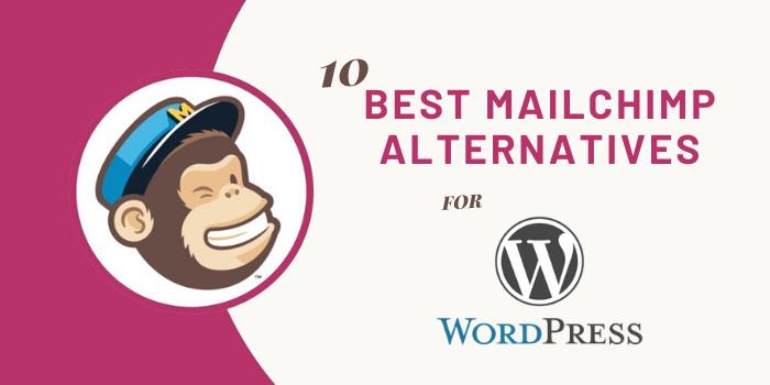 Best Mailchimp Alternatives for Wordpress