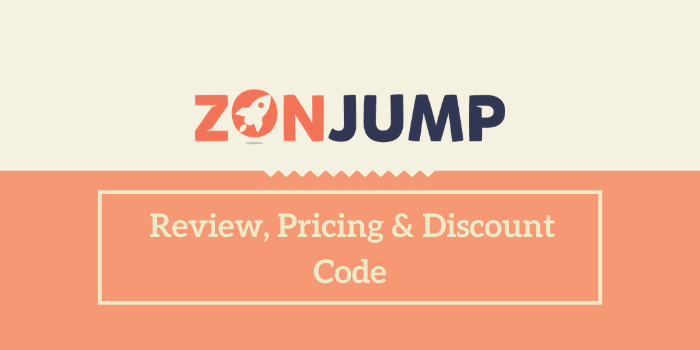 ZonJump Review, Pricing & Discount Code