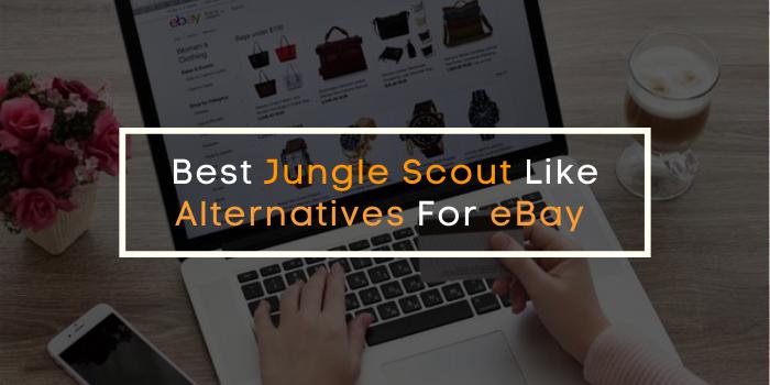 5 Best Jungle Scout Like Alternatives For eBay