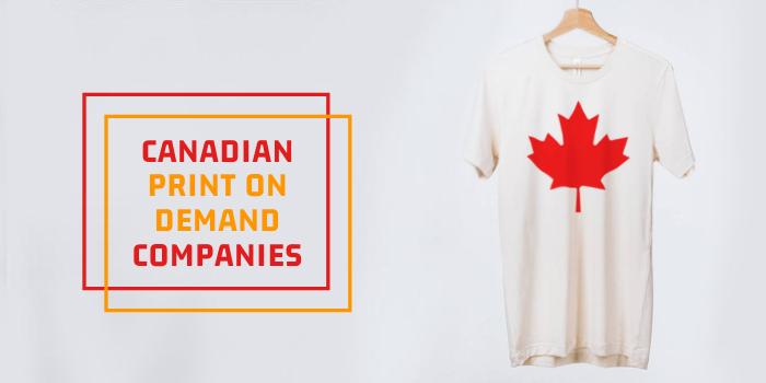 10 Canadian Print On Demand Companies