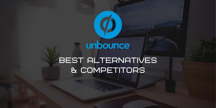 Best Unbounce Alternatives & Competitors