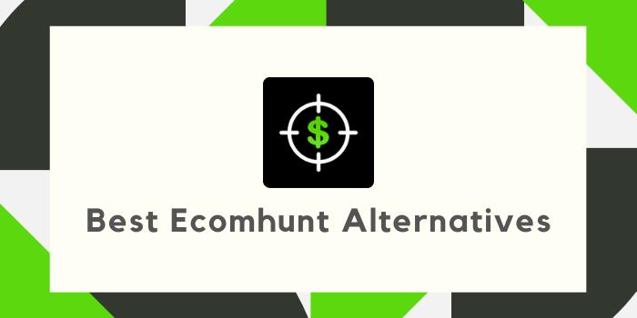 10 Best Ecomhunt Alternatives 2021