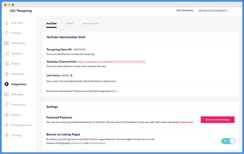 Teespring Reviews 2021: Details, Pricing, & Features - Mofluid.com