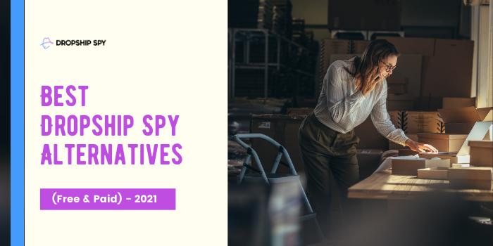 10 Best Dropship Spy Alternatives (Free & Paid) – 2021