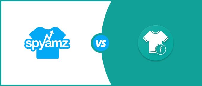 SpyAMZ vs Merch Informer - Which Is Better